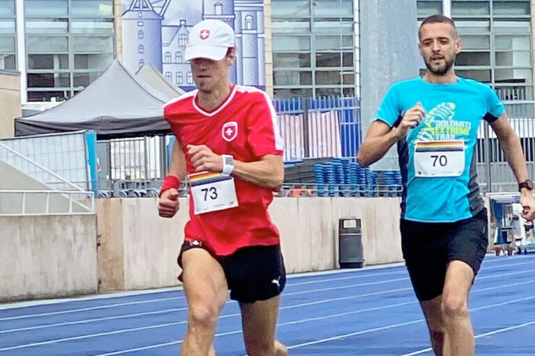 Plenty of medals for Swiss track runners in Copenhagen