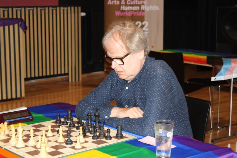 We are adding chess to our tournament schedule